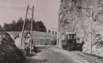 Ligne Pont de Préau / St Martin du Fresne